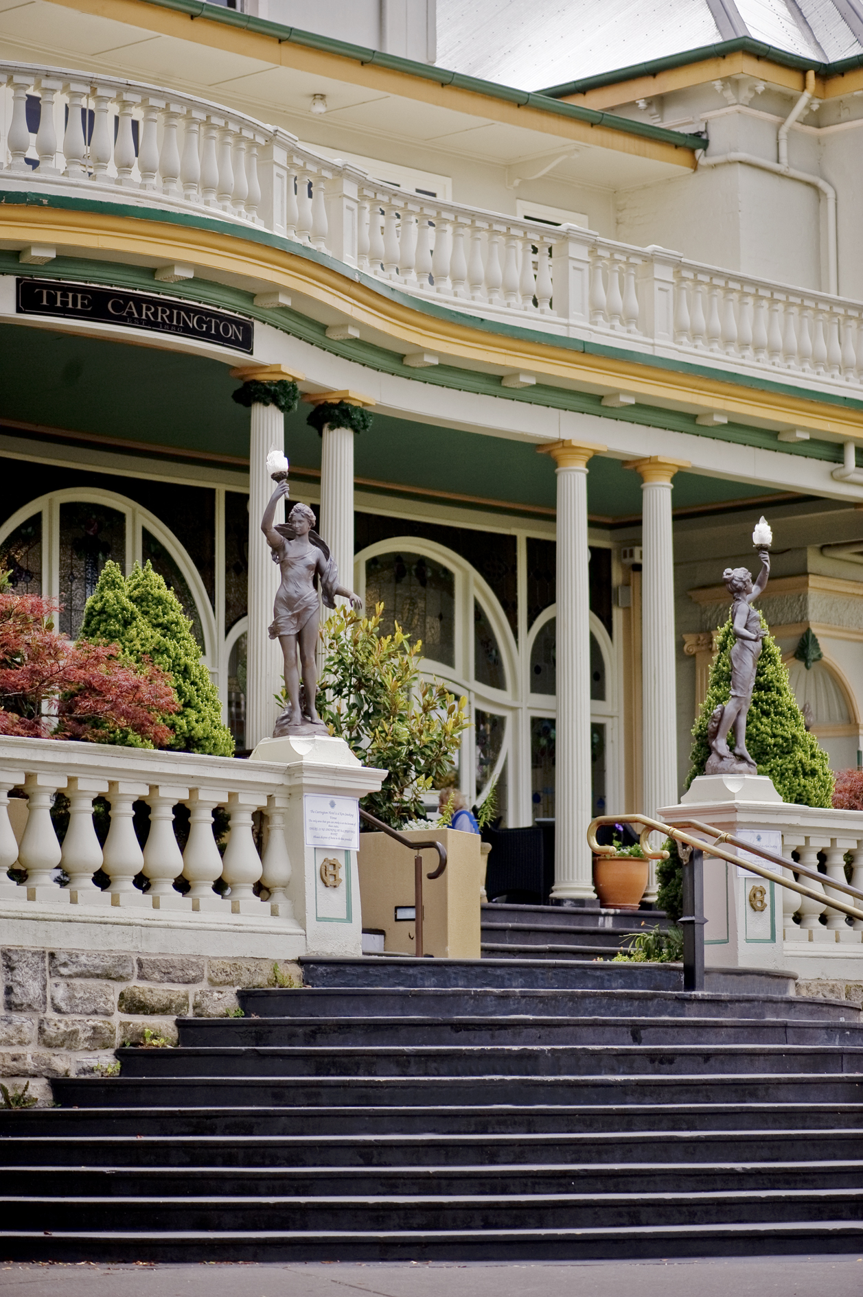Carrington hotel visit blue mountains page 2 for The carrington