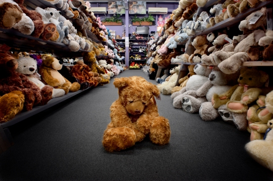 Nana's Teddies & Toys at Blaxland is one tourism business rewarding local customers. Photo: David Hill, Blue Mountains Lithgow & Oberon Tourism