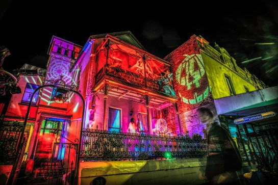 Walk the ghoulish gauntlet in Lithgow CBD for Halloween tonight. Photo: David Hill, Blue Mountains Lithgow & Oberon Tourism